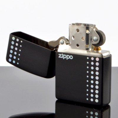 画像2: 【y】 ZIPPO#200 マットラッカーシリーズ ブラックマット pt-bm (10020049) 【】