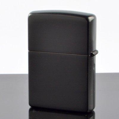 画像3: 【y】 ZIPPO#200 マットラッカーシリーズ ブラックマット pt-bm (10020049) 【】