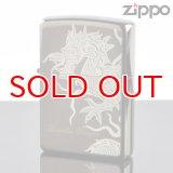 【y】 ZIPPO#200 レインボードラゴン B-Ni tr-bk (10020052) 【】