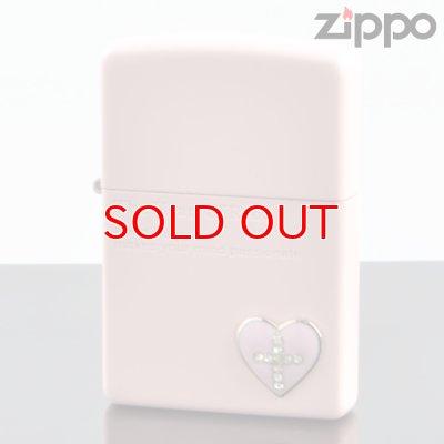 画像1: 【y】 ZIPPO#200 ザ・ハート オブ カラー メタル貼り マットラッカー ピンク hc-mpk (10020059) 【】
