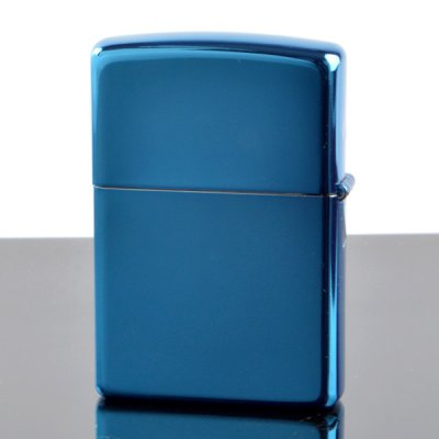 画像3: 【y】 ZIPPO#200 CHECK&CHECK フルカラープリント イオンブルー ch-ib (10020079) 【】