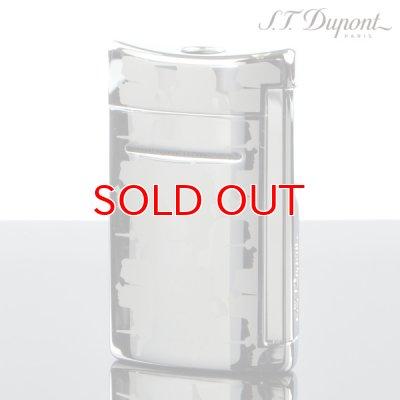 画像1: デュポン ライター [Dupont] 10070 カール・ラガーフェルド クロームミニ・ジェット(X・tend mini) Minijet ミニジェット KL COLLECTION デュポン ターボライター 【】