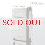 デュポン ライター 10095 ミニ・ジェット(X・tend mini) 007スペクター クローム 鏡面仕上げ デュポンライター (Dupont) ターボライター 【】