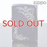 【f】Zippo ジッポライター 1201s362 アラベスクIPチタンPP 【】