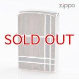 Zippo ジッポライター 1201s601 両面加工 ダブルウッド 2BWBK