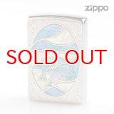 Zippo ジッポライター 1201s602 シェルドルフィン WHBL
