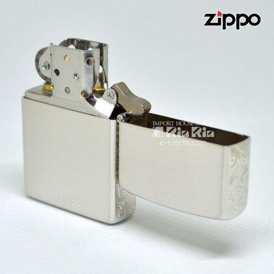 画像1: 【f送料無料・新品・正規品】ZIPPO 1201s638 G-ING 4FA1617 SV