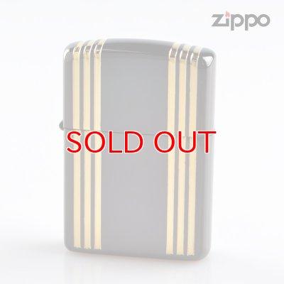 画像1: Zippo ジッポライター 162-3lbkg ARMOR  チタンコーティング