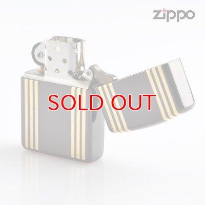 画像2: Zippo ジッポライター 162-3lbkg ARMOR  チタンコーティング
