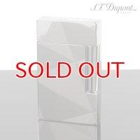 デュポン ライター [Dupont] LIGNE2 16509 ファセット(ガス1本・フリント1シート特典付)フリントガスライター 【】