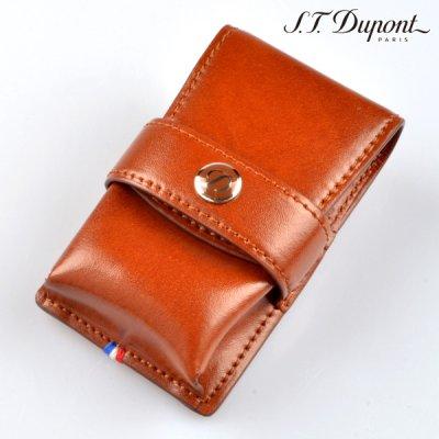 画像1: デュポン ライター [Dupont] レザーライターケース 180124 LIGHTER CASE デュポン 【】