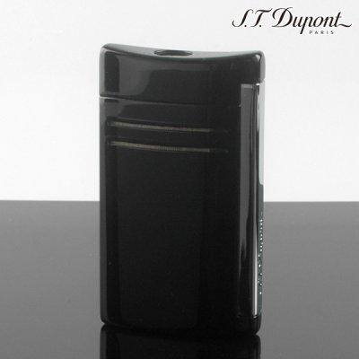 画像1: デュポン ライター [Dupont] マキシジェット(X・tend) 20104N ブラックメタル デュポンライター (Dupont) ターボライター 【】