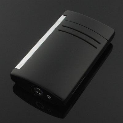 画像2: デュポン ライター [Dupont] マキシジェット(X・tend) 20104N ブラックメタル デュポンライター (Dupont) ターボライター 【】