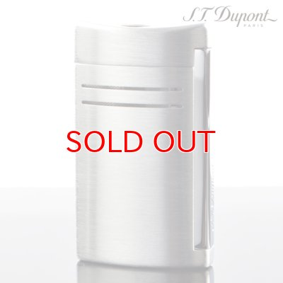 画像1: デュポン ライター [Dupont] マキシジェット(X・tend) 20144N ブラッシュ クロム フィニッシュデュポンライター (Dupont) ターボライター 【】