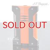デュポン 21404 [Dupont] デフィ エクストリーム オレンジ ブラック(DEFI EXTREME) デュポン ライター (デュポンライター) ターボライター 【】