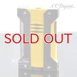 デュポン 21405 [Dupont] デフィ エクストリーム イエロー ブラック(DEFI EXTREME) デュポン ライター (デュポンライター) ターボライター 【】