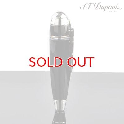画像1: デュポン ライター [Dupont] Liberte 22100 リベルテ ブラック デュポンライター (フリント1シート特典付) デュポン フリントライター 【】