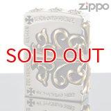 【m】 ZIPPO 2FMJ-SIDECRSG フルメタルジャケット セブン イージス 真鍮古美 (2fmj-sidecrsg2) ジッポー ライター 【】