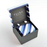 Furbo design (フルボデザイン) 317893 ネクタイ チーフ カフス3点セット tf2011td ギフトBOXセット 【】