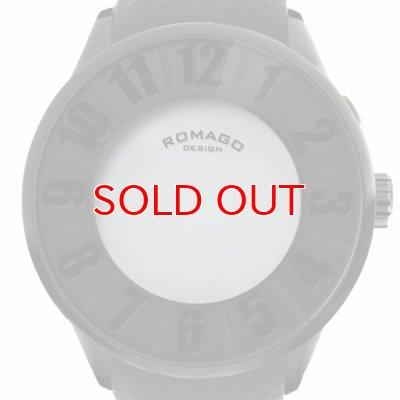 画像2: ROMAGO DESIGN[ロマゴデザイン] RM007-0053ST-BK Numeration series ミラー文字盤 クォーツ 腕時計 ブランド ファッション 腕時計