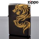 【m】Zippo ジッポライター 3d-dragon-gd 立体3D ドラゴンGD 3面金メッキ連続盛り上げ加工 【】