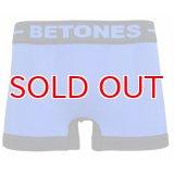 BETONES ビトーンズ 4582339716136 m002-8 SKID M002-8 BLUE フリーサイズ ボクサーパンツ