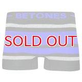 BETONES ビトーンズ 4582339718932 bb001-09 BREATH BLACK BB001-09 BLUE フリーサイズ ボクサーパンツ