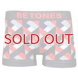 BETONES ビトーンズ 4582339718994 fe006-01 FESTIVAL6 FE006-01 RED フリーサイズ ボクサーパンツ
