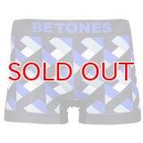 BETONES ビトーンズ 4582339719014 fe006-03 FESTIVAL6 FE006-03 BLUE フリーサイズ ボクサーパンツ