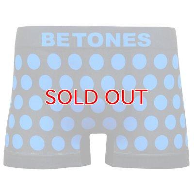 画像1: BETONES ビトーンズ 4582339719380 ta005-01 BUBBLE5 TA005-01 BLUE フリーサイズ ボクサーパンツ