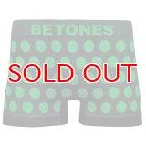 BETONES ビトーンズ 4582339719458 ta005-08 BUBBLE5 TA005-08 GREEN フリーサイズ ボクサーパンツ