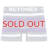 BETONES ビトーンズ 4582339720591 BREATH BR001-11 WH/PR 【】