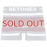 BETONES ビトーンズ 4582339720607 BR001-12 WH/BORDEAUX 【】