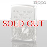 【m】ZIPPO 68354-10000032 スワロクラスリング-SI ジッポー ライター 【】