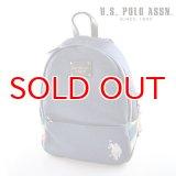 US POLO ASSN 689386 USPA-2604 ネイビー バックパック