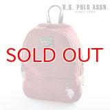 US POLO ASSN 689401 USPA-2604 ラズベリー バックパック