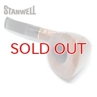 【f送料無料・新品・正規品】スタンウェルパイプ 7002sw  デュークBR19 STANDARD STANWELL SHAPES 7mm NON-FILTER