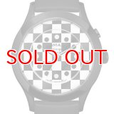 ROMAGO DESIGN[ロマゴデザイン] RM052-0314ST-BKWH Fashioncode series ミラー文字盤 クォーツ 腕時計 ブランド ファッション 腕時計