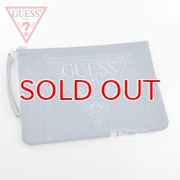 GUESS クラッチバッグ 738892 AH1A7A27-DBL-FF