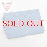 GUESS クラッチバッグ 738913 AH1A7A26J-MBL-FF