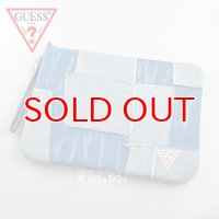 GUESS クラッチバッグ 738914 AH1A7A25J-MBL-FF