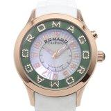 ROMAGO DESIGN[ロマゴデザイン] RM067-0162PL-RGGR Attraction series ミラー文字盤 クォーツ 腕時計 ブランド ファッション 腕時計