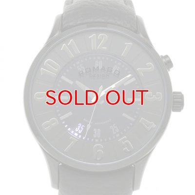 画像1: ROMAGO DESIGN[ロマゴデザイン] RM068-0053ST-BK Numeration series ミラー文字盤 クォーツ 腕時計 ブランド ファッション 腕時計