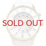ROMAGO DESIGN[ロマゴデザイン] RM068-0053PL-GDWH Numeration series ミラー文字盤 クォーツ 腕時計 ブランド ファッション 腕時計