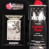 ZIPPO Sライオン arb-sr124 フリントオイルセット