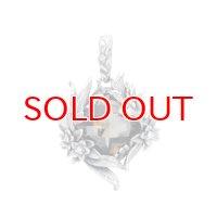 ディヴァインペンダント wスモーキークォーツ(チェスカット)ホワイトダイヤモンド Arkadia Collection | BloodyMary [ブラッディマリー] bmp1199-sqwd (2012 Christmas)