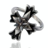 アーマークロスリング Silver Creature Collection BloodyMary [ブラッディマリー] bmr0083