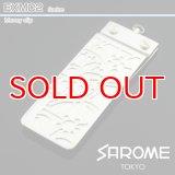 【】 サロメ[SAROME] マネークリップ exmc2-04 シルバー ホイールデザイン ダイヤカット ( Sarome サロメ ブランド ライター )sarome サロメ アクセサリー 【】