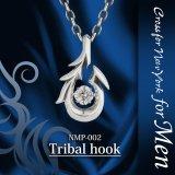 【】クロスフォーメン ネックレス NMP-002 Tribal hook Dancing Stoneシリーズ 男性用ネックレスCrossfor NewYork forMen【】