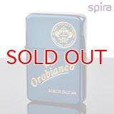 【m】オロビアンコ Orobianco spira osp-002bl チタンコーティング 充電式 バッテリーライター【】